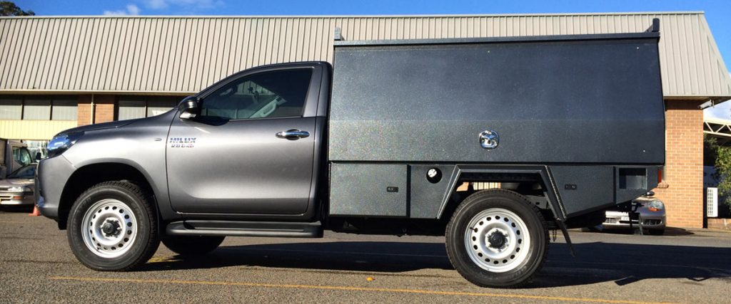Single Cab Canopy & Alloy Canopy u2013 Alloy canopies delivered Australia wide